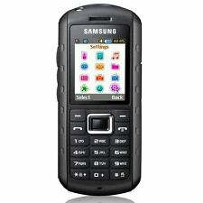 USA USPS! Samsung GT-B2100 Solid Extreme Tough Builders 7MB 1.3MP  T-Mobile Gray