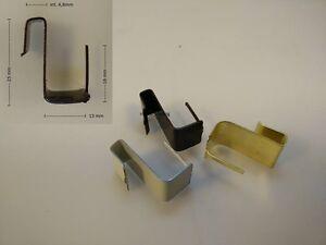 4pz Ganci Di Supporto Bacchette Bastoni Tende Senza Forare Infissi Alluminio Prix RéDuctions