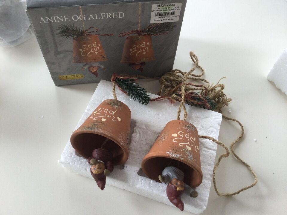 Anine og Alfred juleophæng