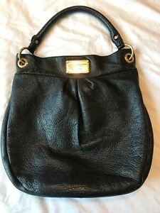 c8588388095 Marc by Marc Jacobs Large Size Hillier Pebbled Leather Hobo Bag ...