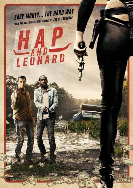 HAP Y LEONARD: SEASON 1 - DVD - Region 1