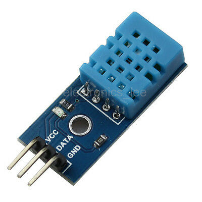 Arduino DHT11 Temperature & Humidity Sensor Module