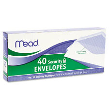 "Boxed Envelopes 4.125""X9.5"" 40/Pkg-Security #10"
