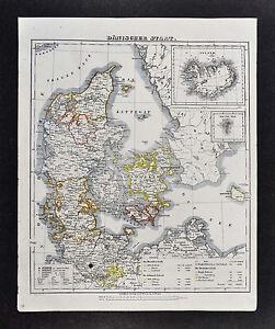 Details about 1847 Flemming Map - Denmark & iceland - Copenhagen Hamburg on svendborg denmark map, herning denmark map, vejle denmark map, frederiksborg denmark map, lyngby denmark map, funen denmark map, jylland denmark map, holland denmark map, fredericia denmark map, jutland denmark map, skagen denmark map, sjaelland denmark map, amsterdam denmark map, holstein denmark map, fyn denmark map, randers denmark map, helsingor denmark map, christiania denmark map, kobenhavn denmark map, copenhagen denmark map,