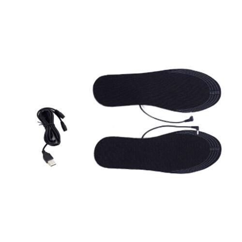Chauffé Chaussures Semelles Pied Chauffe Chargement Chauffant Rechargeable