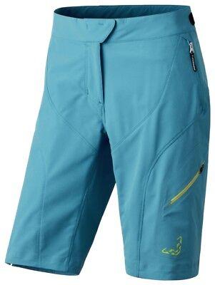 NEW Dynafit TRAIL DST SoftShell Black Womens Medium Hiking Casual Shorts Ret$75