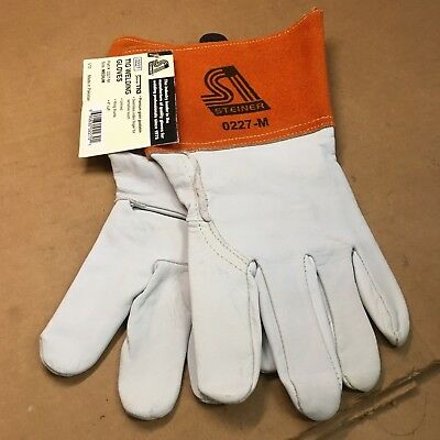 One Pair X-Large Revco T50 XL Tigster Tig Welding Gloves