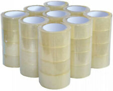 36 Rolls Clear Packing Tape 2 Inch X 110 Yards 300 Ft Carton Sealing Package