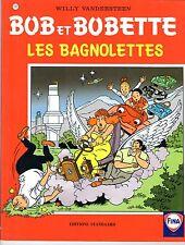 BOB ET BOBETTE 232 LES BAGNOLETTES TRES RARE EDITION PUB FINA ANNEE 1997 TBE