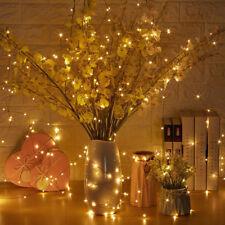Le Star 300 Led Window Curtain String Light Wedding Party Home Garden