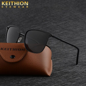 KEITHION-Fashion-Men-Polarized-Sunglasses-Driving-Sport-Designer-Square-Eyewear