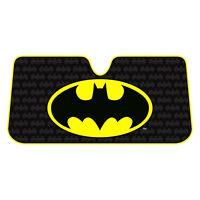 Dc Batman Accordion Sunshade Official Dc Merchandise