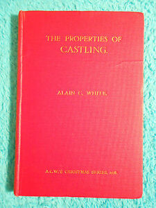 THE-PROPERTIES-OF-CASTLING-Alain-C-WHITE-CHESS-Schach-Christmas-Series-1928