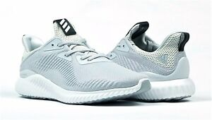 NEW adidas Alphabounce 1 M Men's Running Shoes Silver Grey BW0541 Sneakers