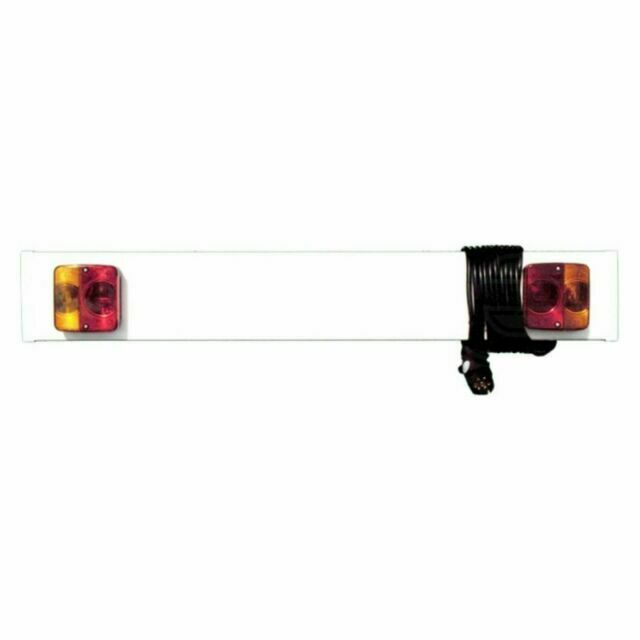 3ft Trailer Light Board with 3.6 Metre Cable