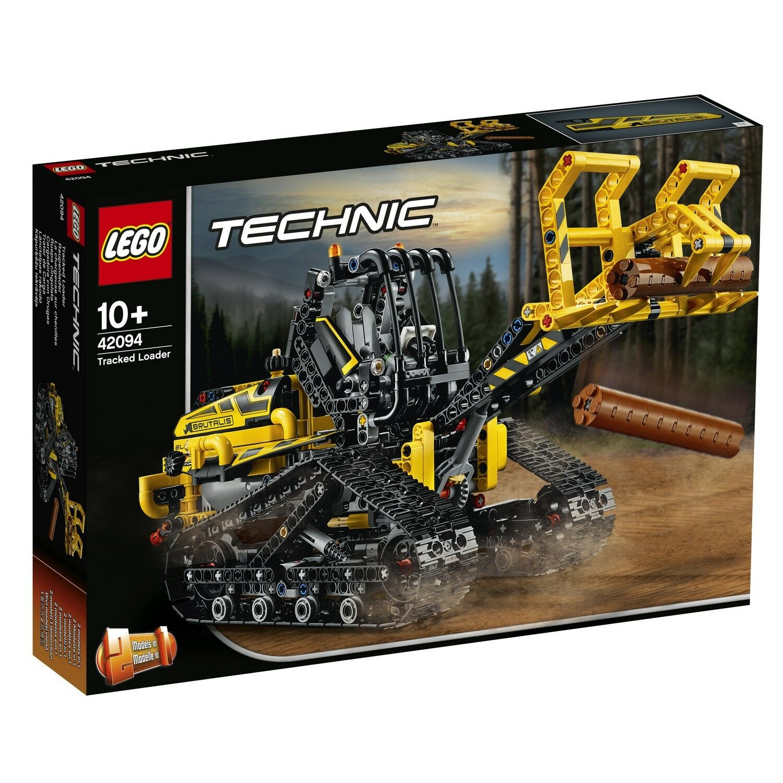 LEGO 42094 - Technic - Raupenlader