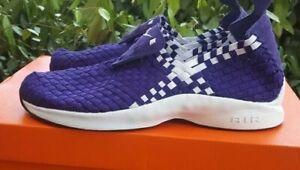 11 Purple Nuevo Air corte Nike estuche Ds 312422 Woven 500 talla Trainer sin ITCYxwq