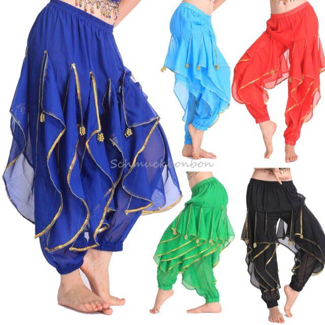 Bauchtanz Kostüm Tribal Fusion Belly Dance Hose