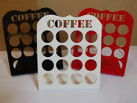 COFFEE POD HOLDER for 16 Dolce Gusto pods
