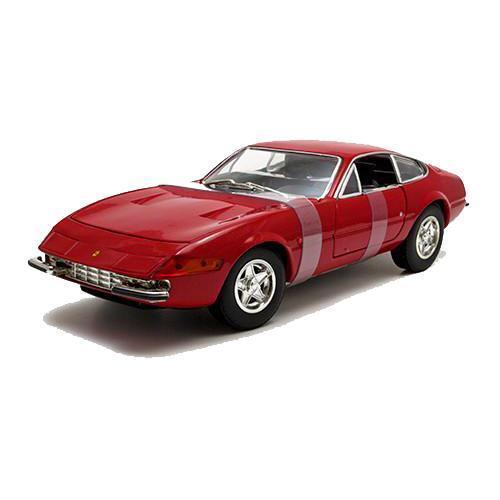 Mattel 1 18 1968 Ferrari 365 GTB 4 Rouge