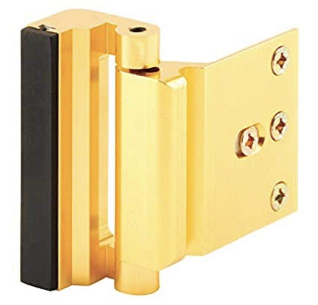 Defender Security Gold Anodized U 10826 High Security Door ...
