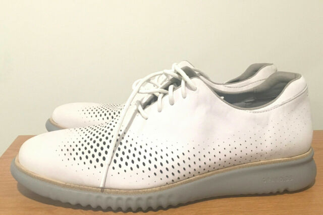 BRAND NEW MEN'S COLE HAAN 2.ZEROGRAND LASER WINGTIP OXFORD SHOES - SIZE 7