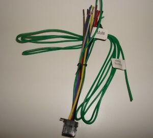 PIONEER Radio DVD Wire Harness AVH X1500DVD X2500BT X3500BHS X4500BT X5500BHS