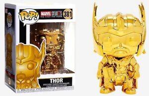 Marvel-Studios-The-First-Ten-Years-Gold-Chrome-Thor-Funko-Pop-Vinyl