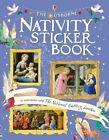 Nativity Sticker Book by Jane Chisholm (Paperback, 2015)