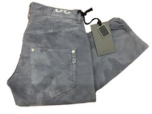 Dondup-Jeans-Uomo-Mod-SAMMY-UP073-VF192-Nuovo-e-Originale-LISTINO-195-00