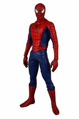 Rah (Real  Action Heroes) Spider-Man (Spider-Man3Ver.) (1 6 Scale Abs & Atbc-Pf S  vente en ligne