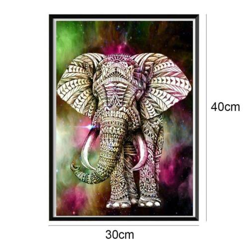 DIY 5D Diamond Painting Embroidery Full Drill Gifts Cross Crafts Stitch Kit