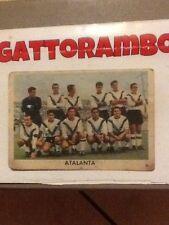 Figurina Cartonata N.103 Squadra Atalanta Rarissima-Ed.Edj Calciocampioni