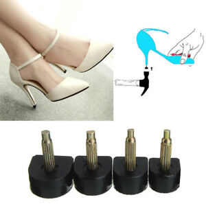 5PCS-Women-High-Heel-Spike-Shoe-Repair-Tips-Taps-Pins-Dowel-Lifts-Replacement-PO