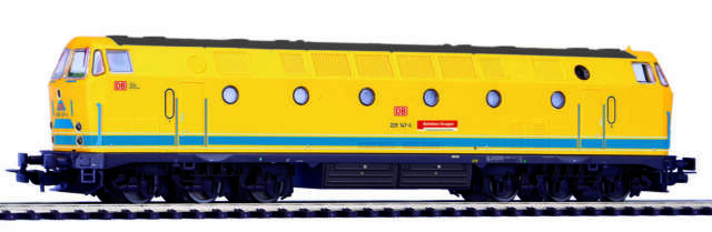 Piko H0 59940 Diesellok BR229 DBAG-Bahnbau Ep.VI NEU & OVP