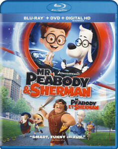 Mr-Peabody-And-Sherman-Blu-ray-DVD-Digit-New-Blu