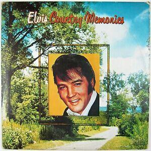 ELVIS-PRESLEY-Country-Memories-2LP-COUNTRY-ROCK-VG-NM