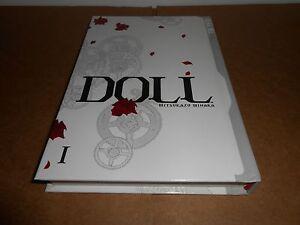 DOLL-Vol-1-HARDCOVER-Manga-Graphic-Novel-Book-in-English