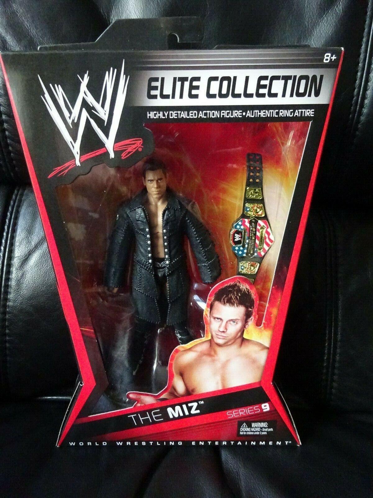 RARE WWE la MISS Elite Collezione Serie  9 WRESTLING cifra NUOVO CON SCATOLA V1355   Offriamo vari marchi famosi