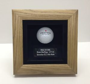 Image Is Loading Golf Ball Display Presentation Case 034 Hole In