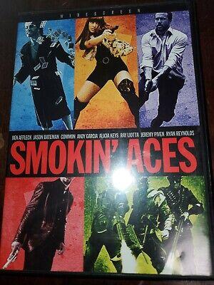 Smokin Aces Dvd Ebay