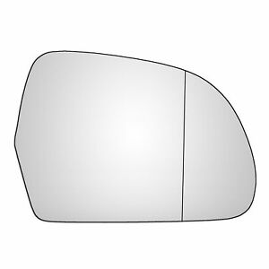 Right side for Seat Ibiza 2008-2015 wing door mirror glass
