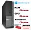 Rapido-Dell-Quad-Core-PC-Torre-escritorio-Windows-10-16GB-Ram-1TB-o-SSD miniatura 1