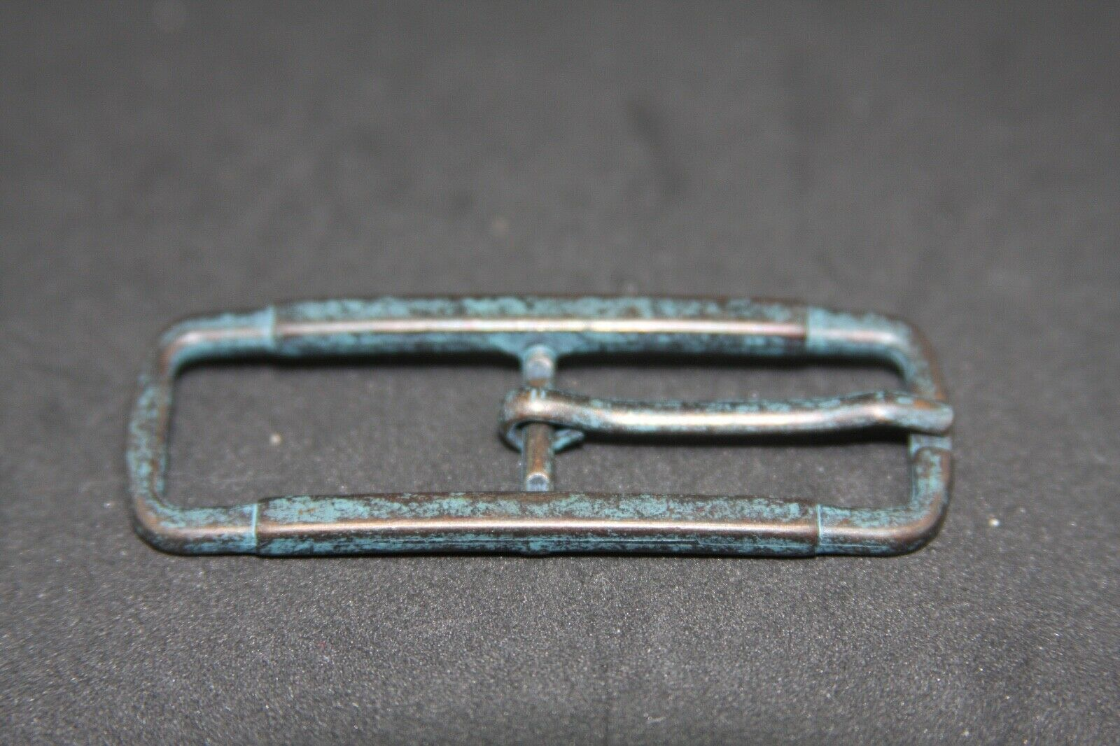 Woman`s bronze color, Metal, Italy, belt buckle