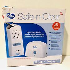 DELTA Safe-N-Clear Digital Baby Monitor 800 Foot Range