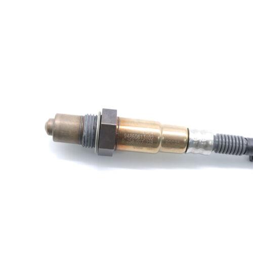 94860613102 Wide Band 5 Wire Oxygen O2 Sensor PORSCHE 911 Boxster Cayenne Cayman