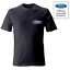 Officiel-Ford-Motor-Company-logo-sur-la-poche-tee-shirt-Homme miniature 1
