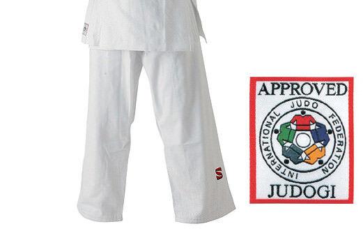 Kusakura  JAPAN JOJ Judo gi White Pants Judogi New IJF Official Approved  online retailers