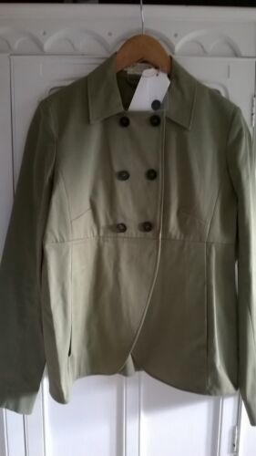 Toast double 10 à Taille Veste boutonnage Theodora TTqwO4n