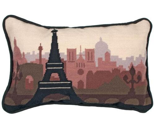 Anchor Living Needlepoint Tapestry Kit ALR52 30x45cm Paris Skyline
